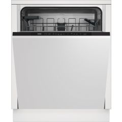 Beko DIN15C20 dishwasher integrated