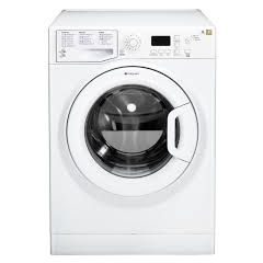 Hotpoint FDL8640P Washer Dryer 1400 Spin, 8Kg Load