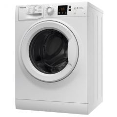 Hotpoint NSWF742UW Washing Machine 1400 Spin 7Kg Load