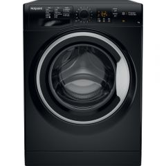 Hotpoint NSWF743UBS Washing Machine 7Kg, 1400 Spin