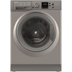 Hotpoint NSWF743UGG Washing Machine 7Kg, 1400 Spin