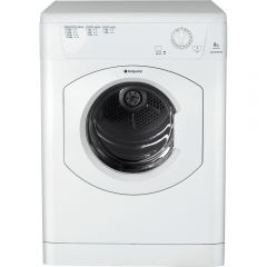 Hotpoint TVHM80CP Tumble Dryer Vented 8Kg Load