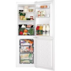 Lec TF50152W Fridge Freezer Frost Free