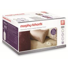 Morphy Richards 620001 Single Fitted Blanket