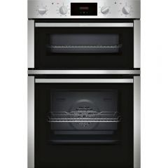 Neff U1DCC1BNOB Oven Double Built-In Electric