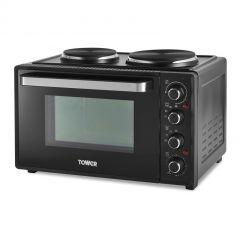 Tower T14044 32Ltr Mini With Hobs