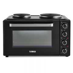 Tower T14045 45Ltr Mini Oven With Hobs