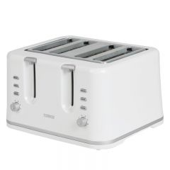 Tower T20010W 4 Slice Toaster